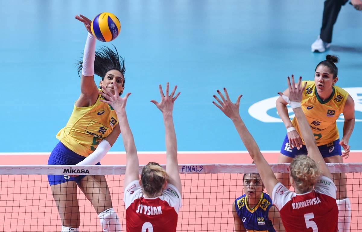 Обзор на самые интересные сборные на Лиги Наций по волейболу. Вторая часть