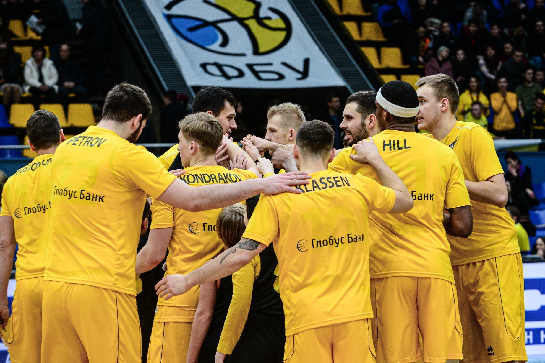Кубок ФИБА-Европа, Киев-Баскет, Суперлига Украины