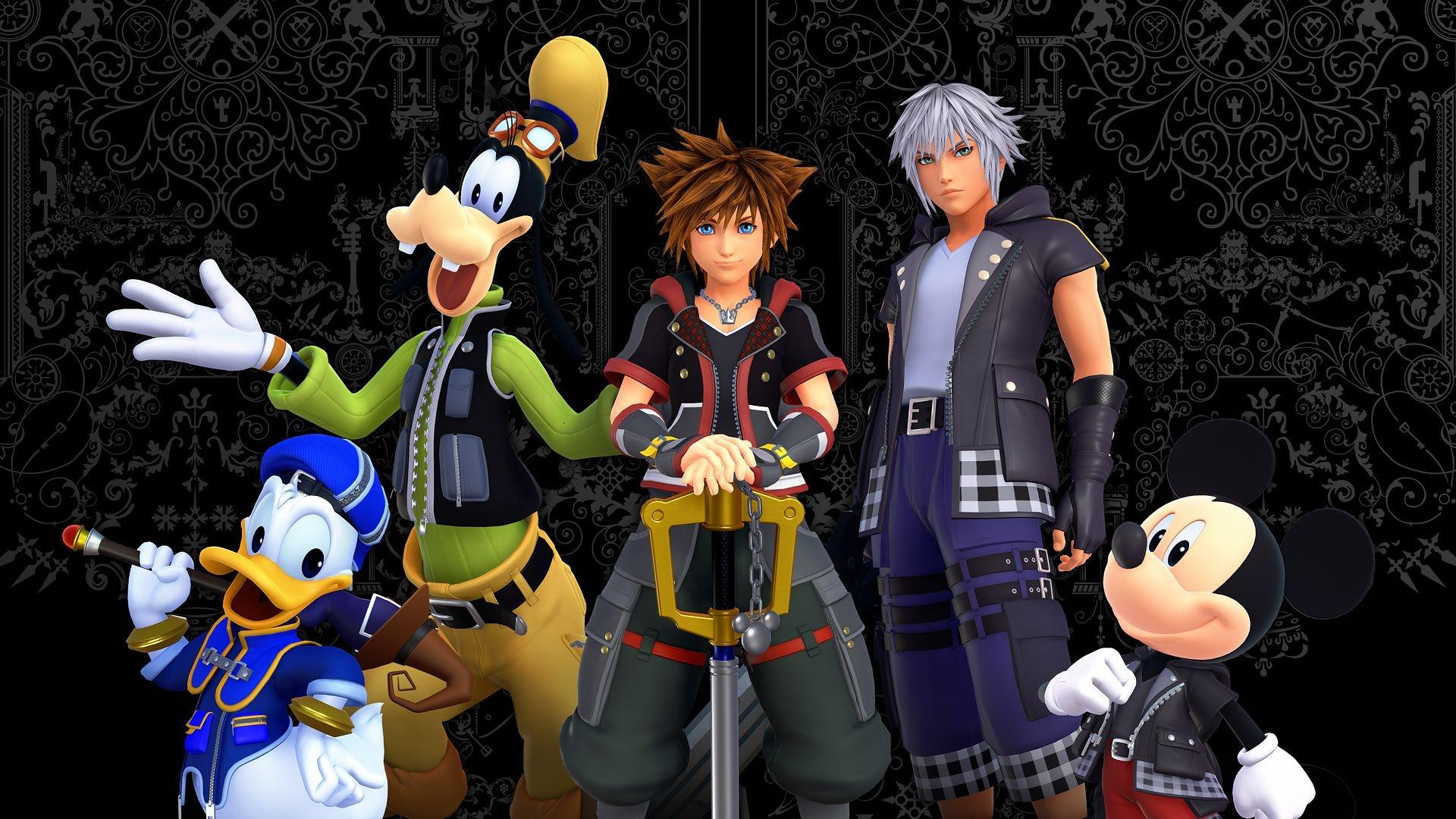Square Enix, Блоги, Disney, Kingdom Hearts 3, Sony PlayStation