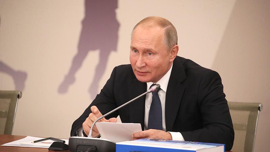 Зенит, Владимир Путин