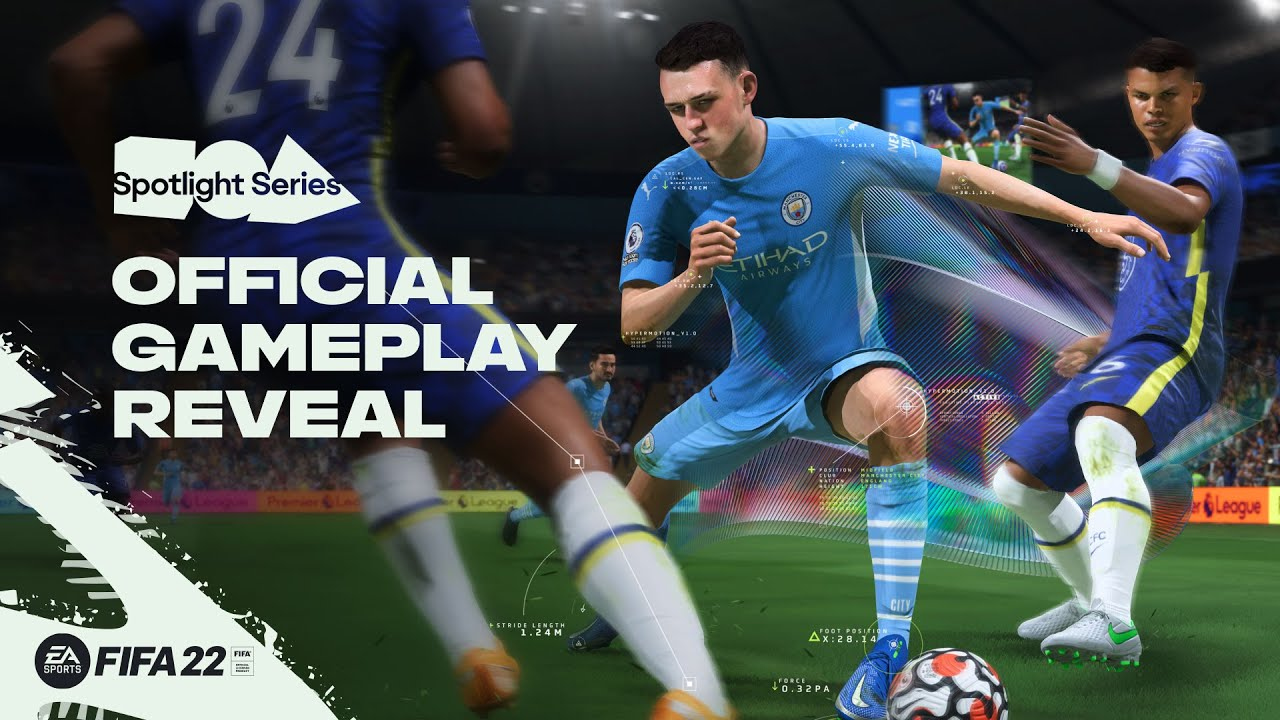 Симуляторы, EA Sports, FIFA 22