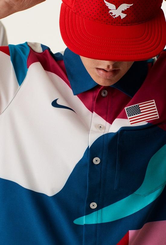 Nike разработал первую олимпийскую форму для скейтбординга. В ней есть отсылки к футболу, баскетболу и теннису