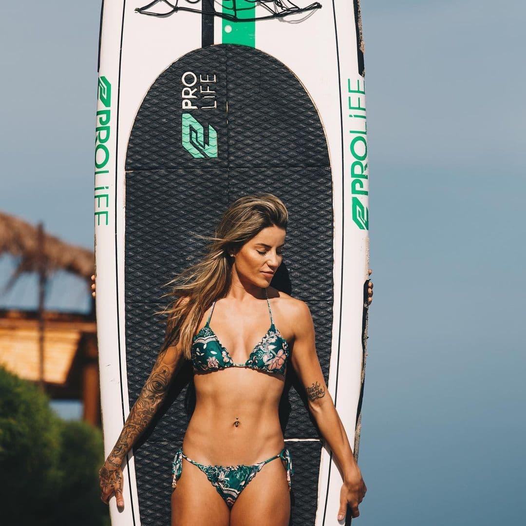 Летиция Буфони – бывшая девушка Неймара. Звезда мирового скейтбординга и самая красивая спортсменка ОИ-2020!