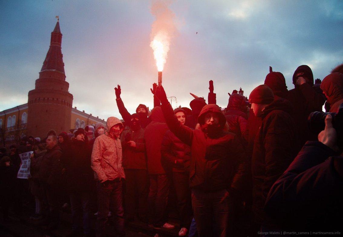 «Убийцы заслуживали пожизненный срок». «Профессор» о беспорядках на Манежной площади