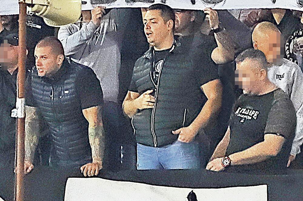 болельщики, Партизан, высшая лига Сербия, Степан Бобек, происшествия, натив