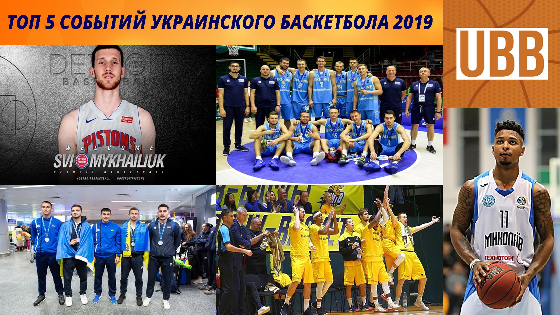 Киев-Баскет, Суперлига Украины, Святослав Михайлюк, Детройт