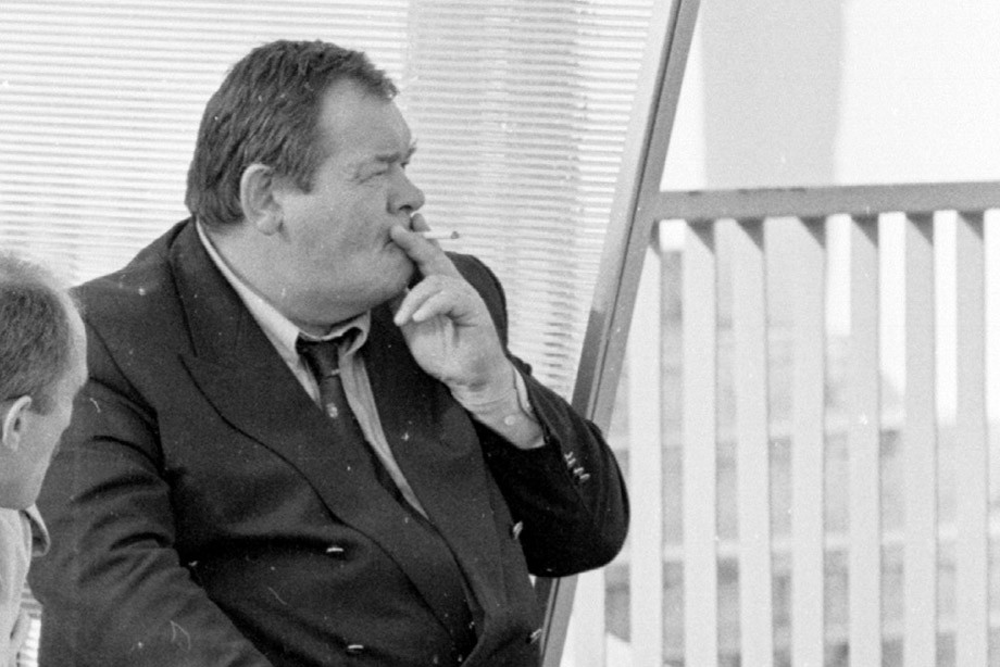 По прозвищу Борман. Самый эпатажный тренер 90-х в России: привез первых бразильцев, вываливал в раздевалке кучу денег