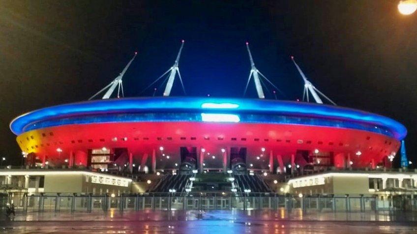 квалификация Евро-2020, Сборная Бельгии по футболу, Сборная России по футболу, Газпром Арена (Крестовский)