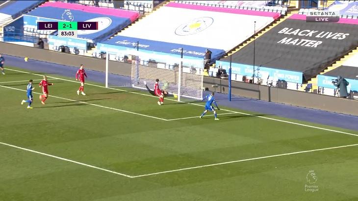 Крушение «Ливерпуля» за 7 минут: Кабак и Алиссон заигрались в Ван Дейка, «Лестер» не простил и закатил три гола