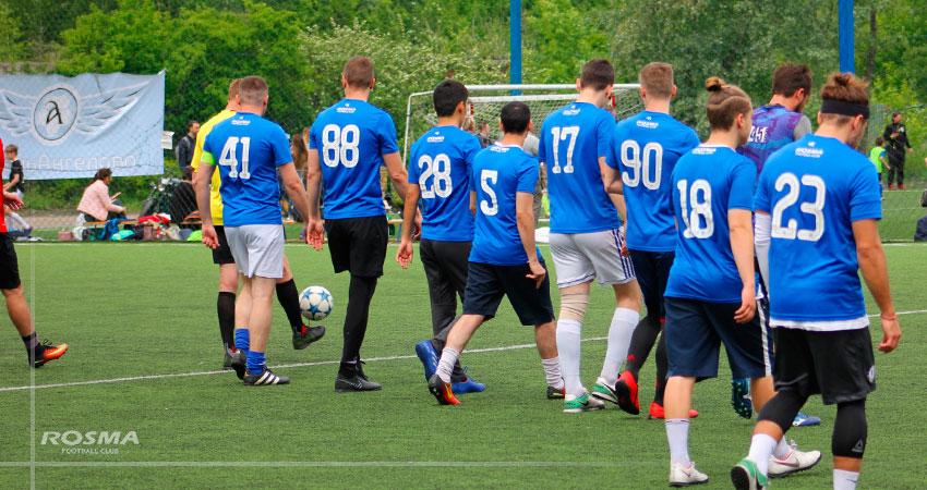 Как я создавал любительский футбольный клуб.Третья часть