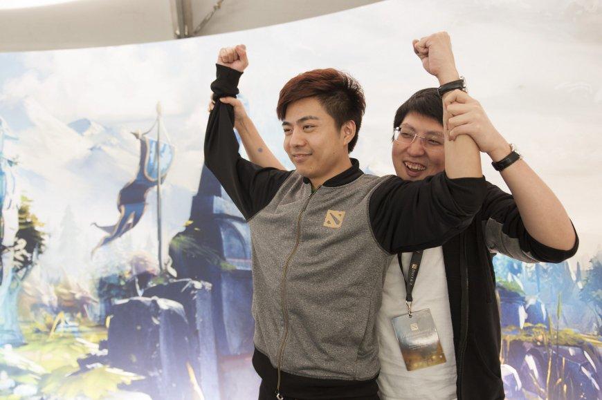 Singapore Major, PSG.LGD, Invictus Gaming