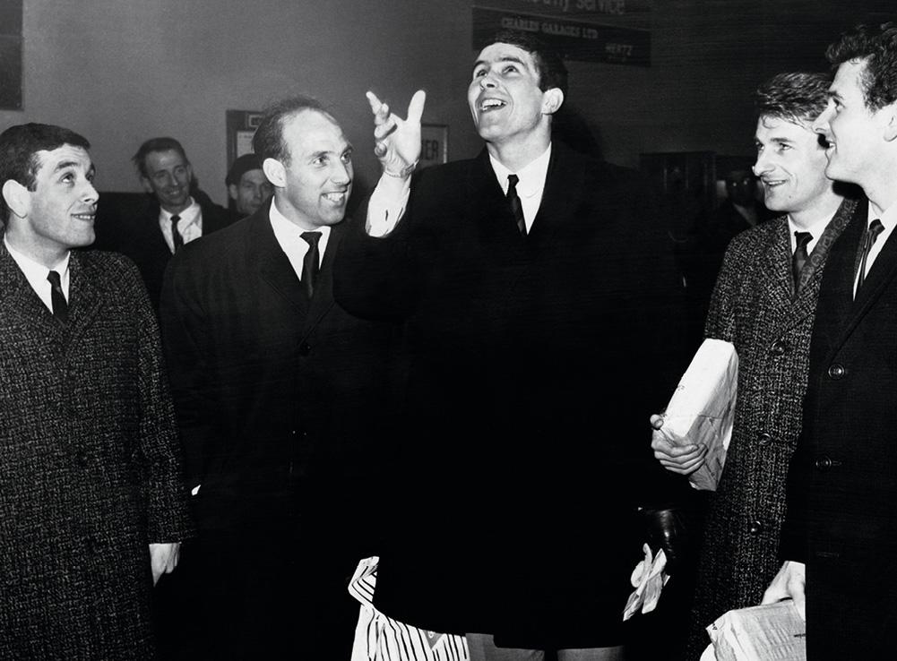 «Парни Бутрума» 5. Святой Грааль (1964-1965)
