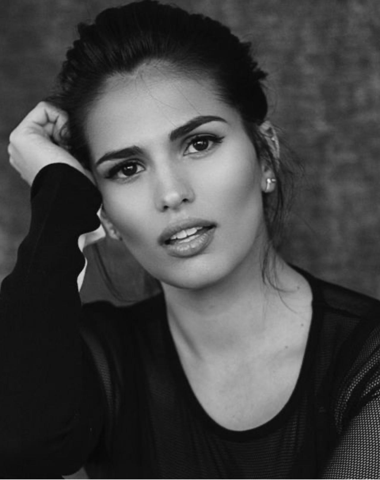 Сара Саламо — возлюбленная полузащитника мадридского «Реала» Иско