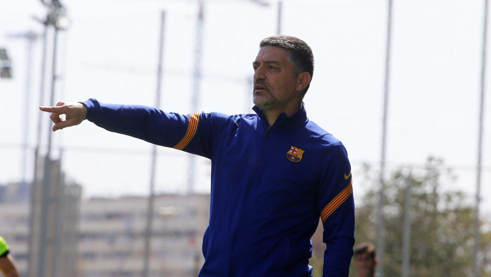 «Барселона Б» Гарсии Пимьенты – лучшая команда второй фазы Сегунды Б