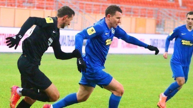 Шомко и Щеткин дебютировали в РПЛ с победы: тренер «Ротора» отметил активность Дмитрия, а директор «Тамбова» отбивался от разговоров о договорняке