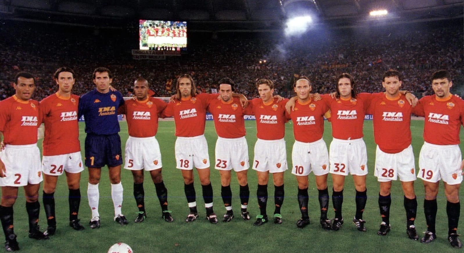 Чемпионат Италии 20 лет назад - звёздные составы, сумасшедшие тифози и римский триумф