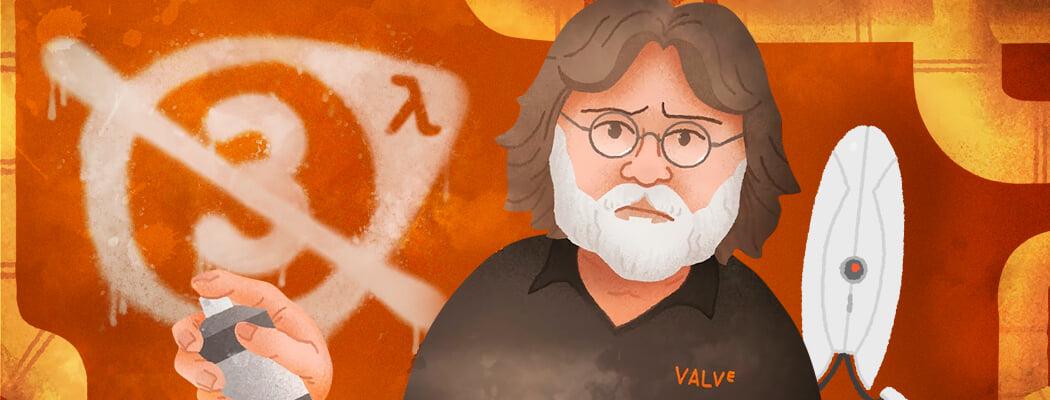 Valve, Гейб Ньюэлл, Джон Патрик Лоури, GLaDOS, музыка, Эллен Маклейн, The Chalkeaters