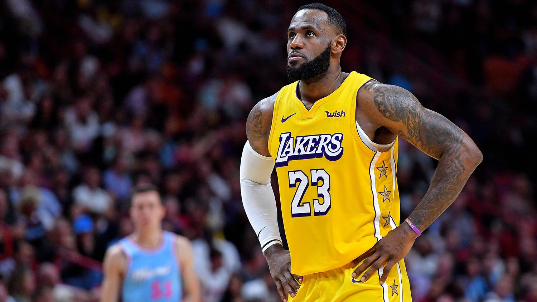 Гонка MVP НБА