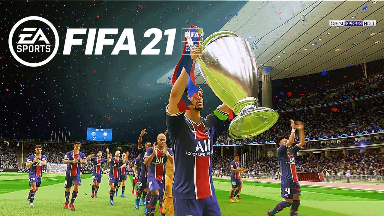 Pro Evolution Soccer 2021, FIFA 21