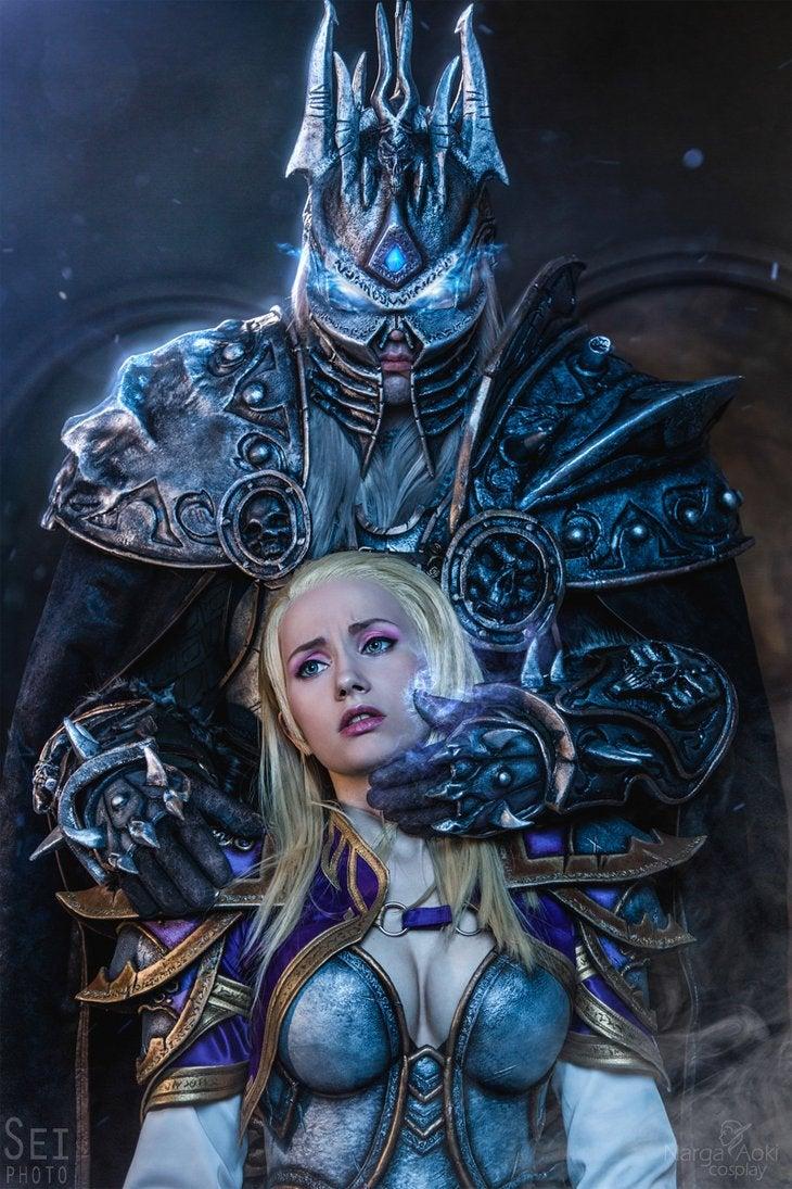 Warcraft 3: Reforged, Blizzard Entertainment, Косплей, Блоги, BlizzCon