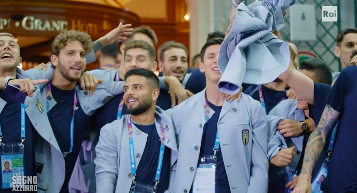 О победе Италии на Евро-2020 уже вышла документалка: боялись проиграть Австрии, знали, как забить Бельгии, пели песню о фрикадельках