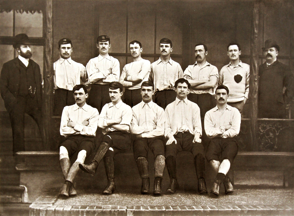 Игра Саделла. Какой была лучшая команда XIX века