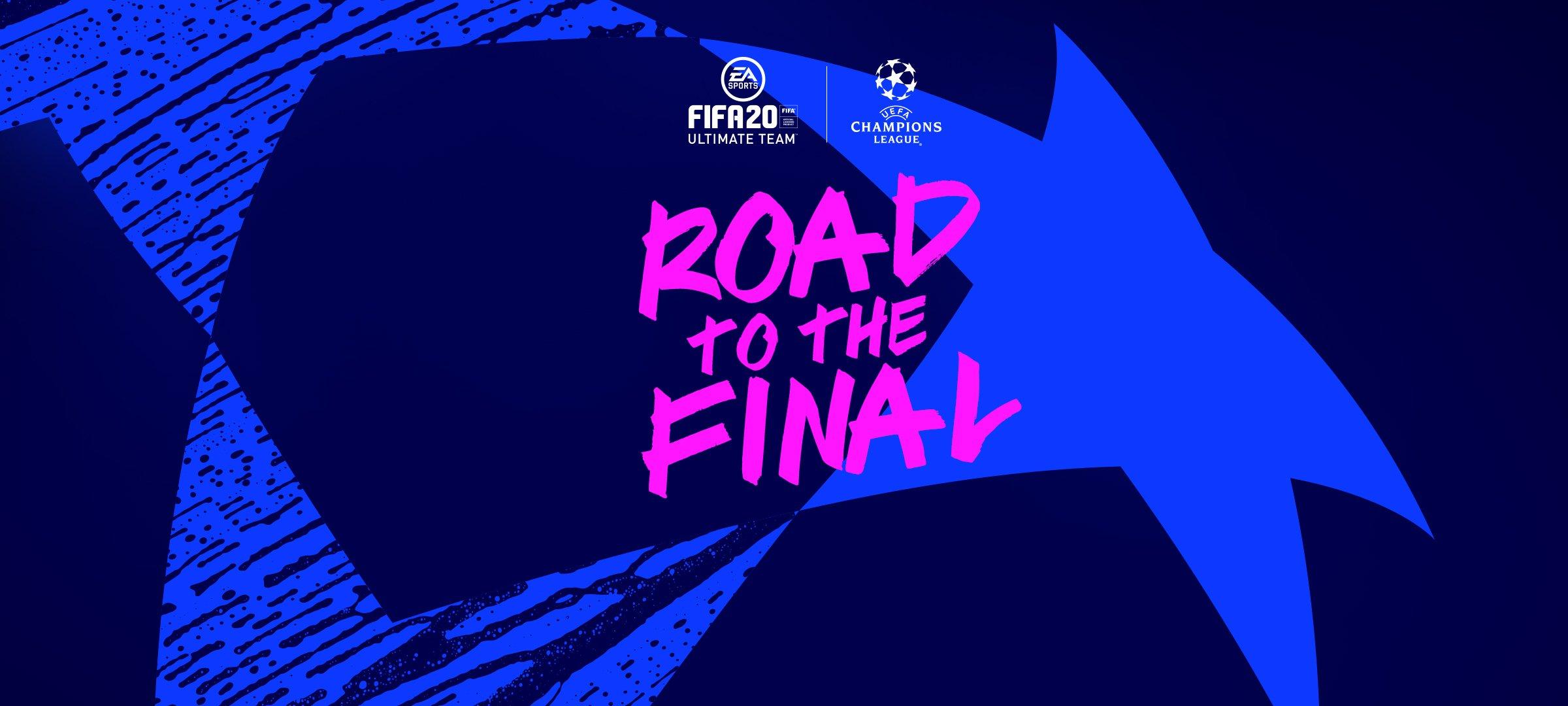Команда недели FIFA 20, FIFA 20