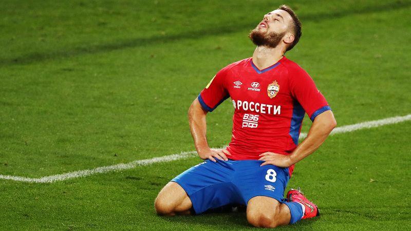 Никола Влашич, ЦСКА