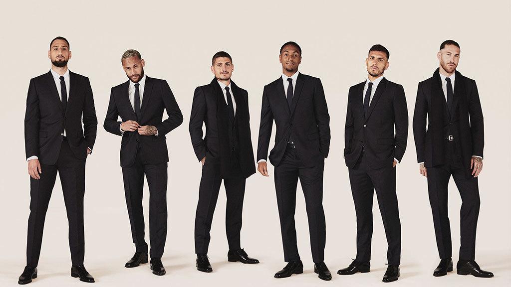 Теперь звезды «ПСЖ» будут одеваться в Dior – компания сотрудничает с футбольным клубом впервые в истории