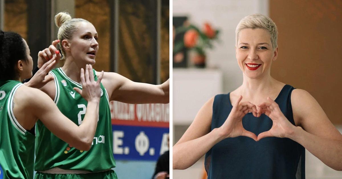 Левченко выдала лучший матч за «Пао», а свой дабл-дабл посвятила Марии Колесниковой