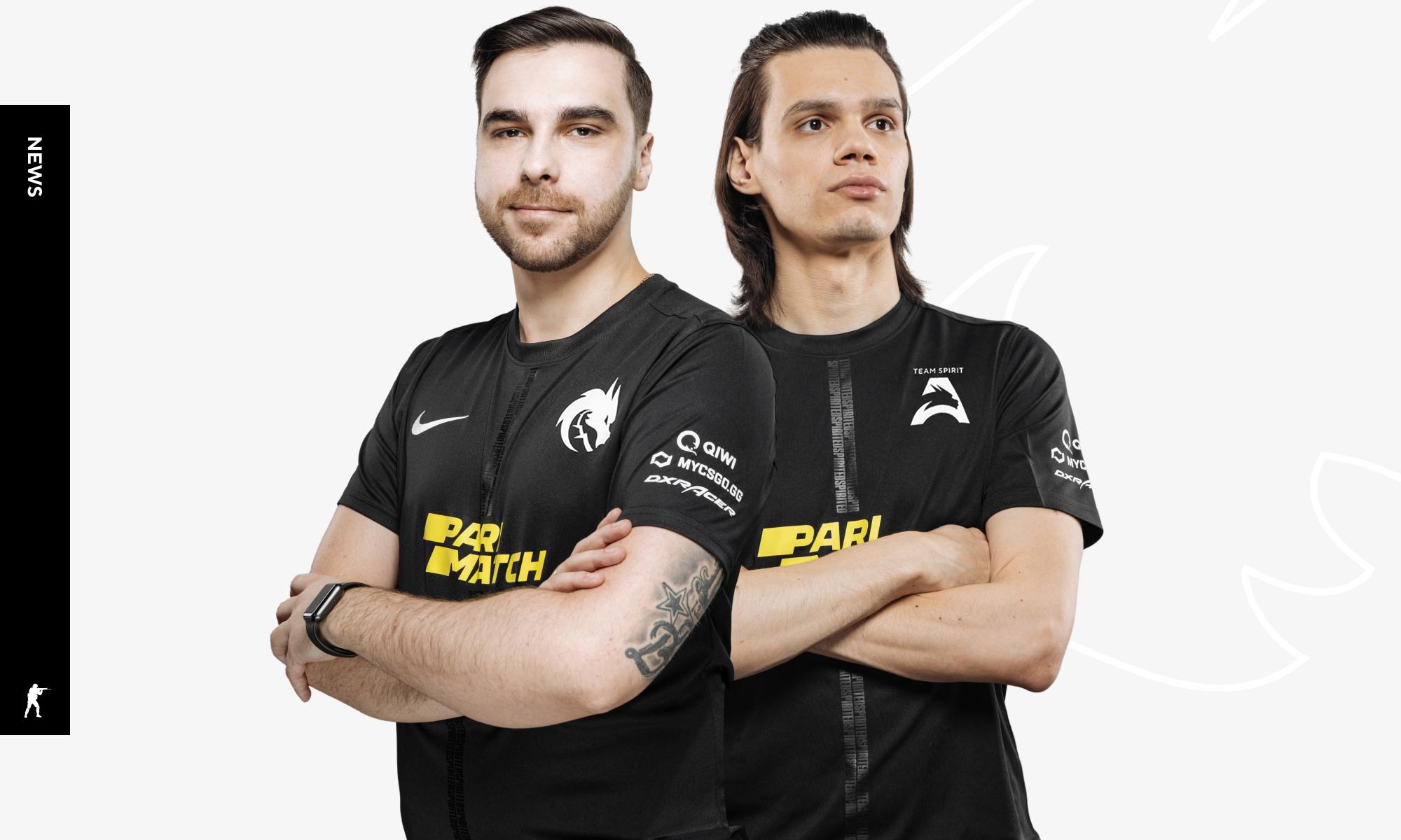 Team Spirit, Дмитрий «S0tF1k» Форостянко, Сергей «hally» Шаваев