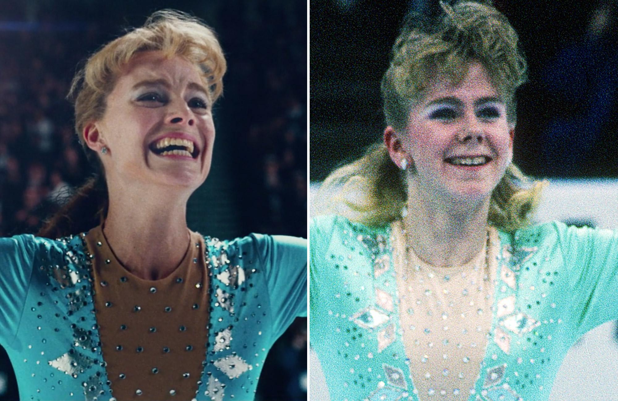 Марго Робби без ума от льда: играла известную фигуристку, болеет за «Рейнджерс», гоняет за любителей