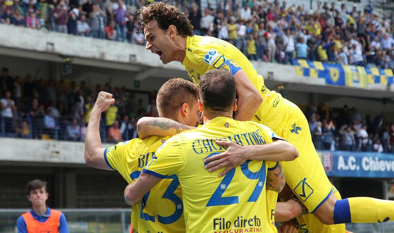 серия А Италия, Кьево, Лига Европы УЕФА, сборная Италии по футболу