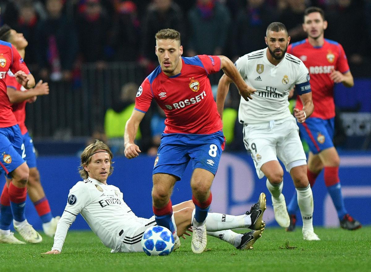 «Представляю себя в большом европейском клубе» – Никола Влашич в интервью Marca