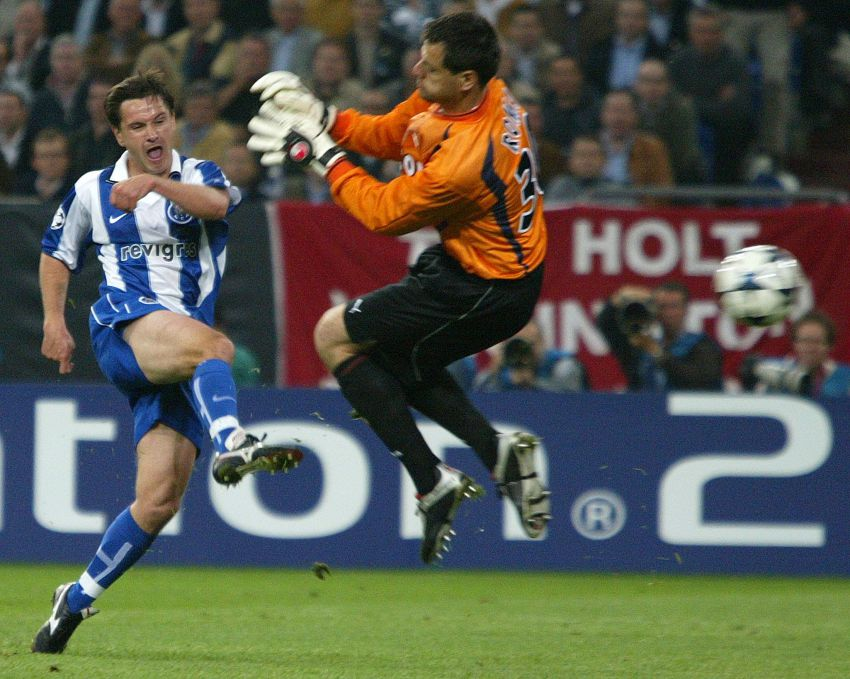 17 лет назад «Локомотив» обыграл «Монако», а Марат Измайлов забил один из самых красивых голов ЛЧ-2003/04