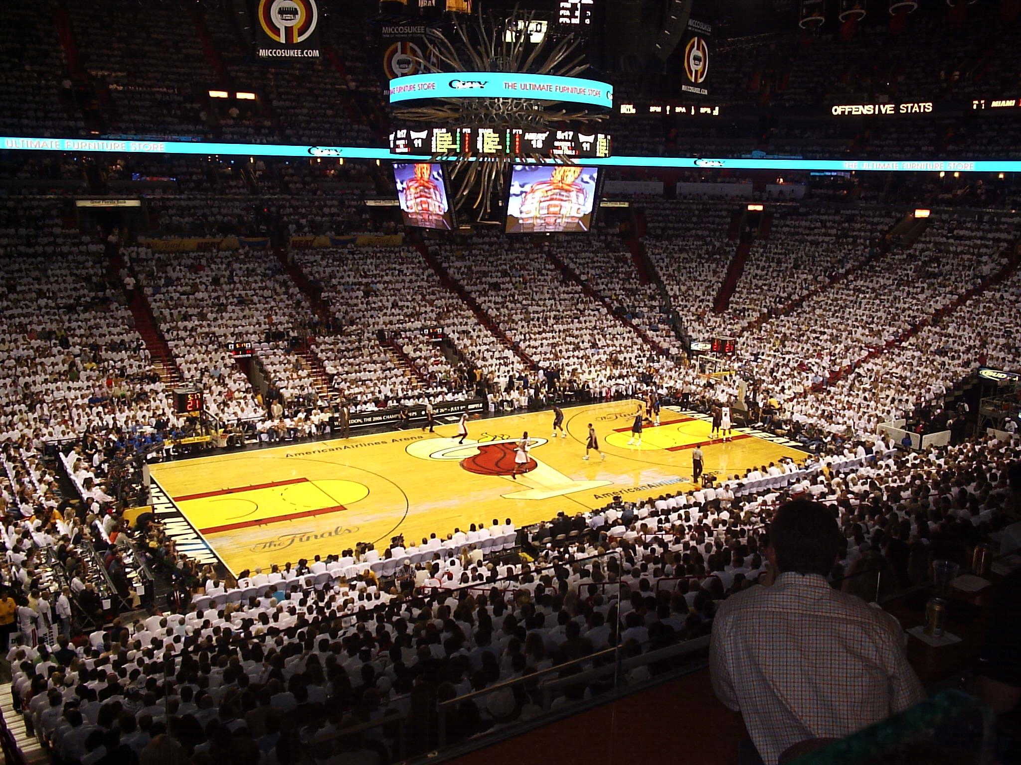 Говорят, NBA в «Пузыре» не смотрят. Это чушь
