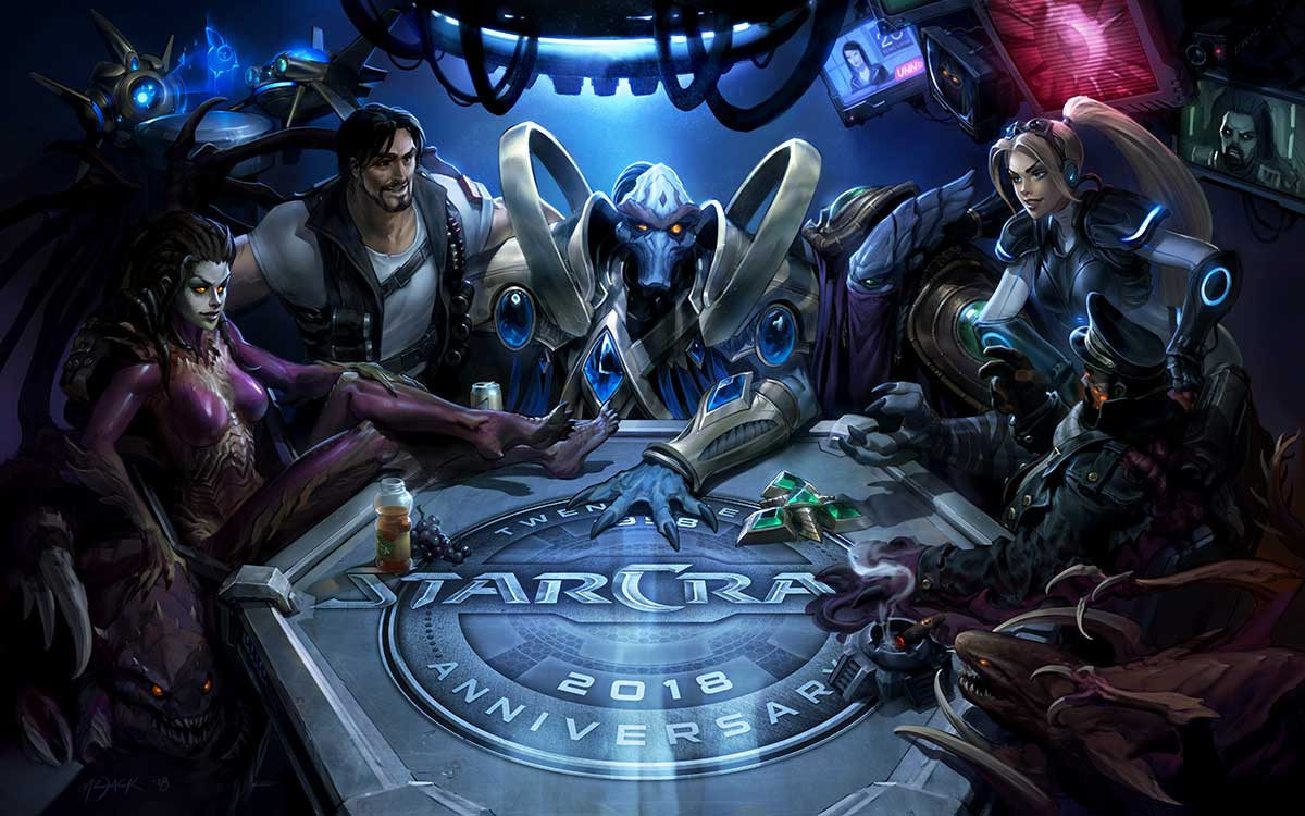 Blizzard Entertainment, StarCraft 2
