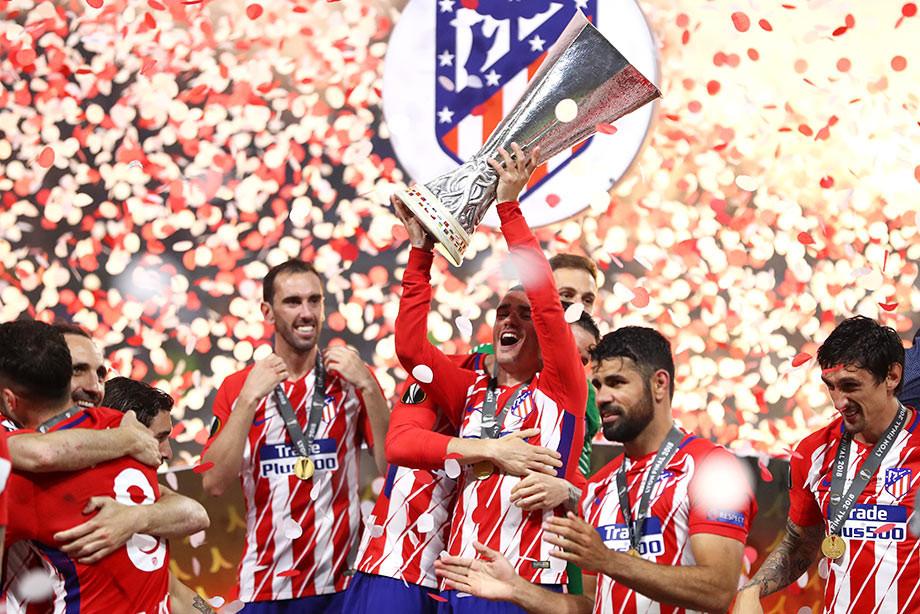 ¡Felicidades, Los Colchoneros! 118 лет назад, 26-го апреля, был основан «Атлетико Мадрид»!