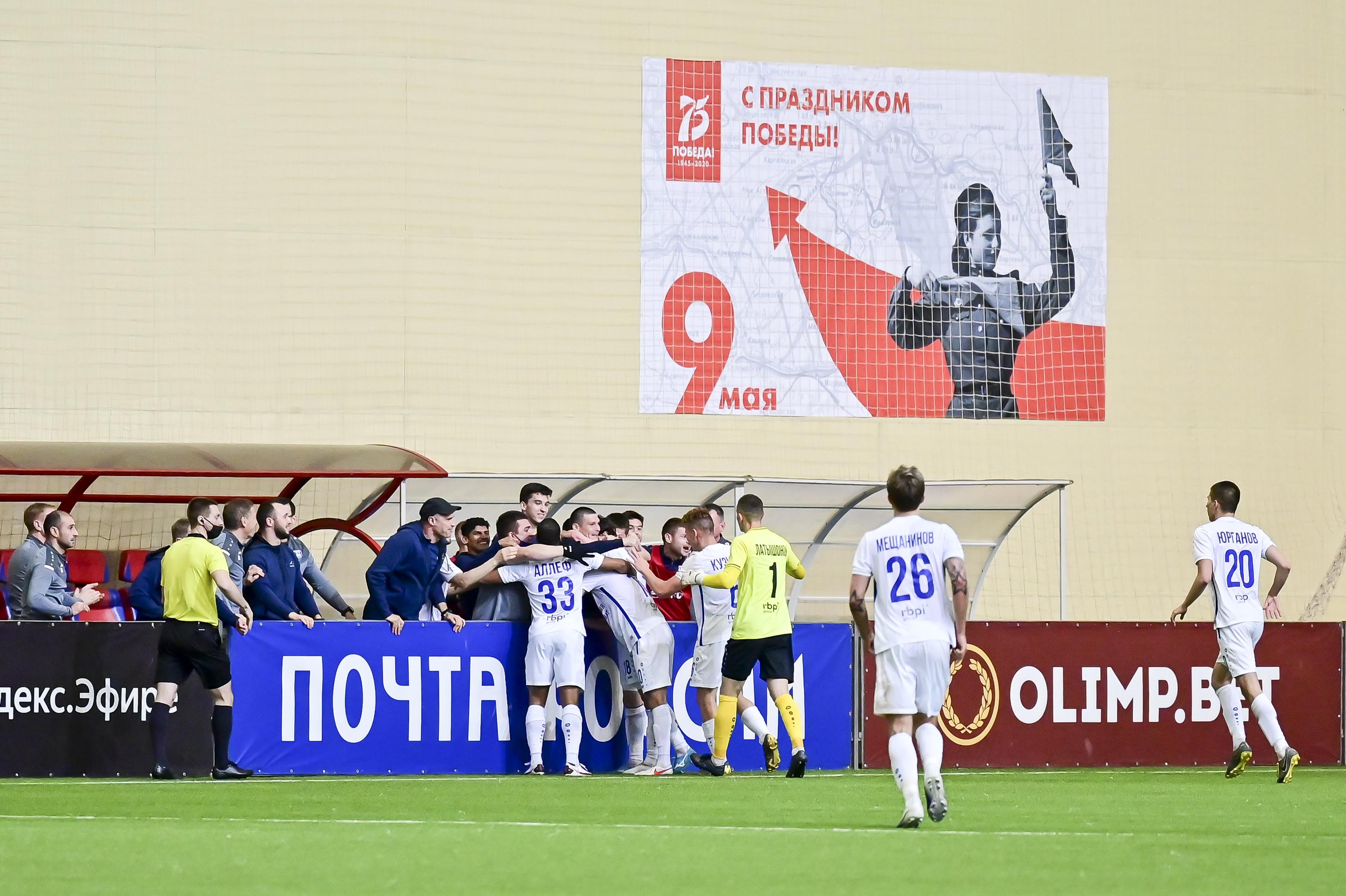 Суперкамбэк в ФНЛ. «Балтика» обыграла «Енисей», уступая до 89 минуты в счете