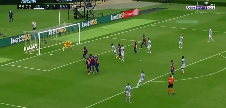 Смолову скучно забивать середнякам.Сначала пострадал «Реал», а теперь «Барса» 5