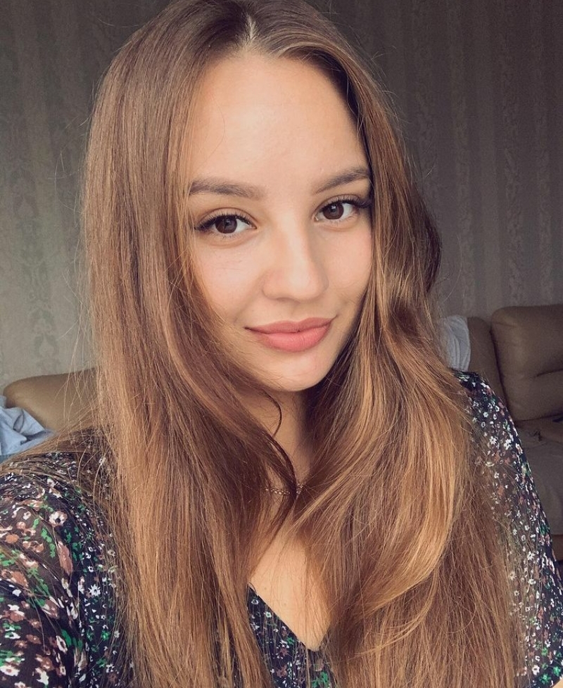 Именинница дня. Алина Давлетова