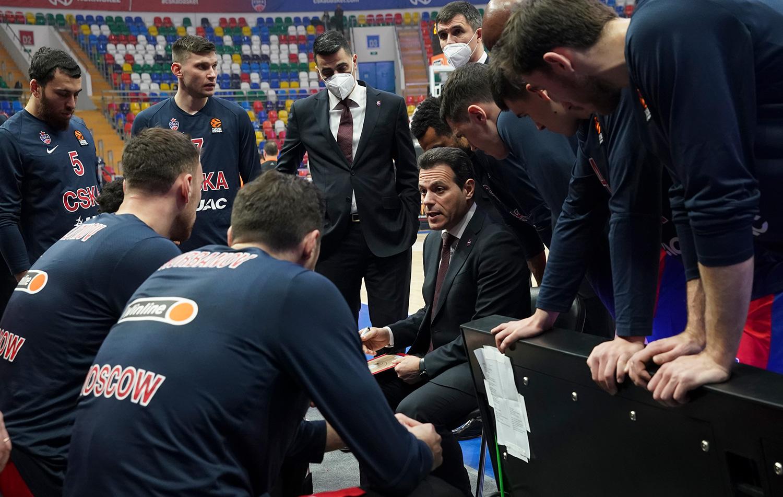 Плановая победа в режиме экономии сил. ЦСКА побеждает Жальгирис без подвигов и нервов