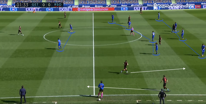 «Реал Сосьедад» в очень закрытом матче обыграл «Хетафе», который не может забить в четвертом туре подряд