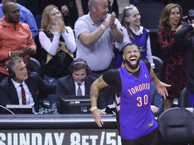 НБА, Торонто, Дрейк