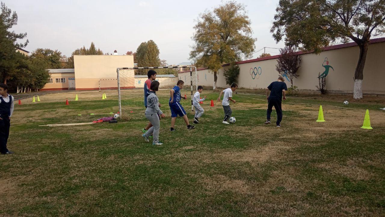 детский футбол, мини-футбол, детский спорт, Национальная академия футбола, FIFA, любительский футбол, женский футбол