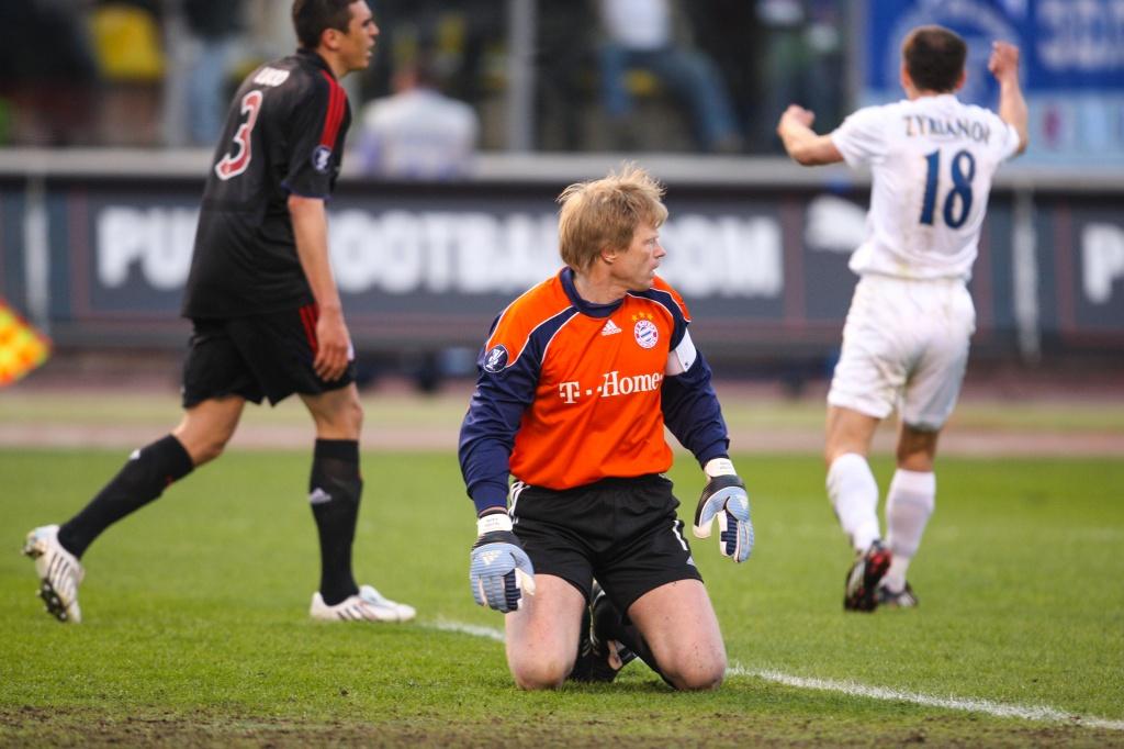 13 лет назад «Зенит» вынес «Баварию». Фотопост о легендарном матче!