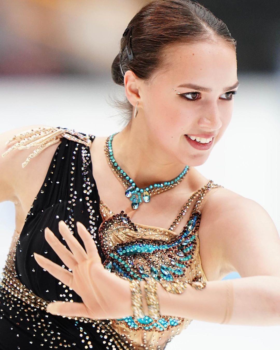 Japan Open, Алина Загитова