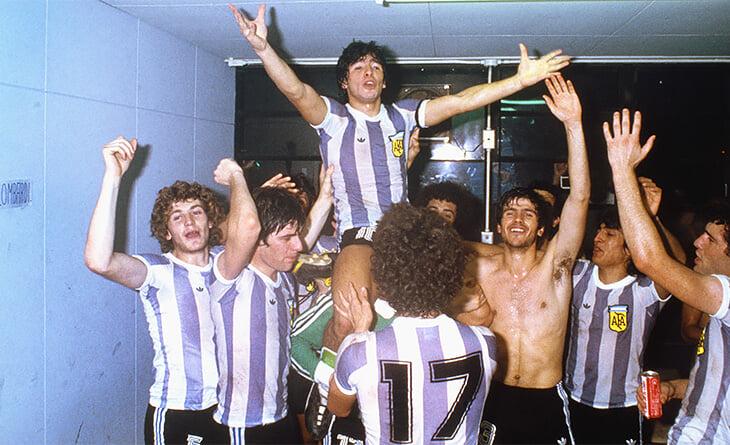 42 года назад Марадона выиграл первый трофей в карьере. В финале молодежного чемпионата мира Диего забил в ворота СССР