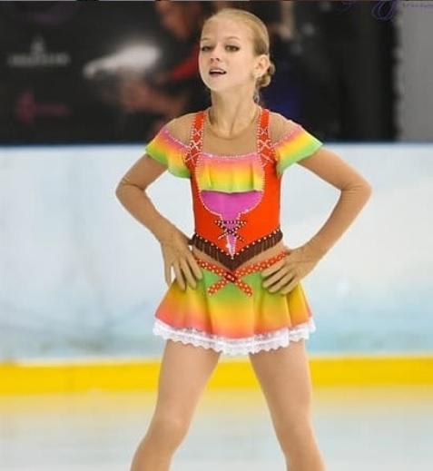 Образы для льда Александры Трусовой