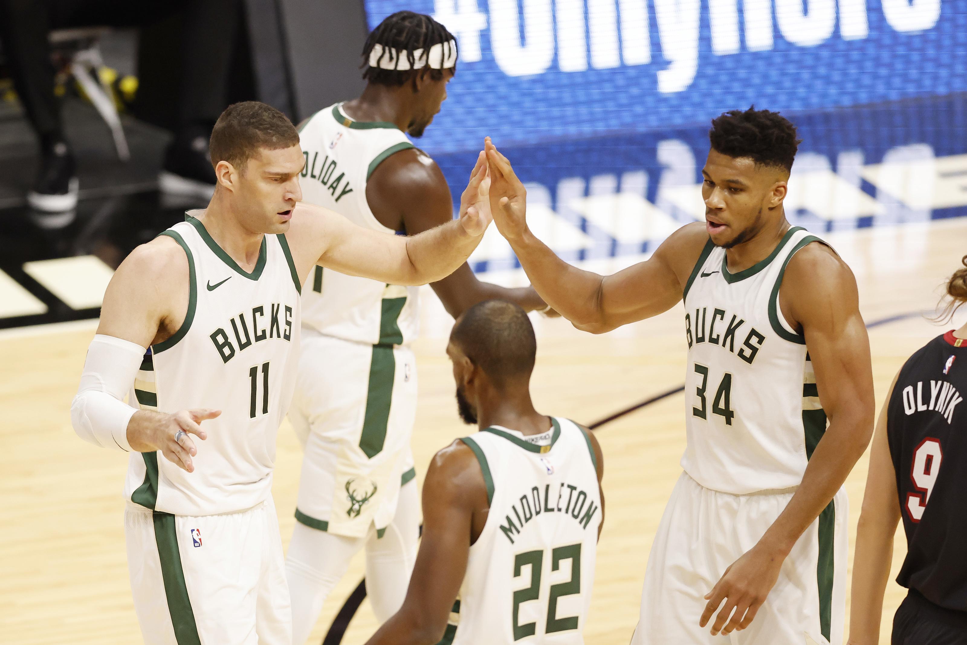 До Плей-офф NBA осталось полтора месяца, разберёмся чего ждать от Милуоки